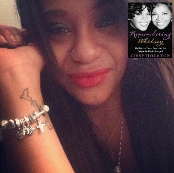 Bobbi Kristina Calls Cissy Houston's Book About Her Mother 'Disrespectful'