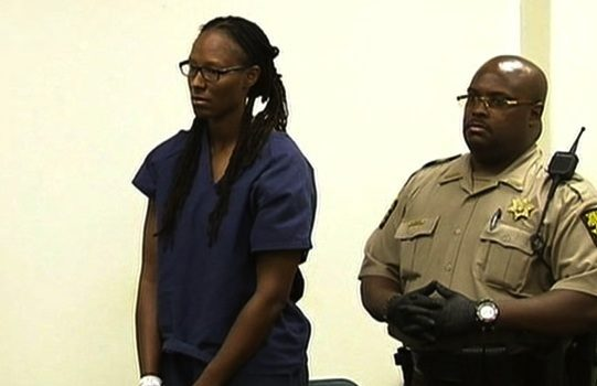 WNBA Baller Chamique Holdsclaw Faces 65 Years in Prison For Shooting At Ex-Girlfriend