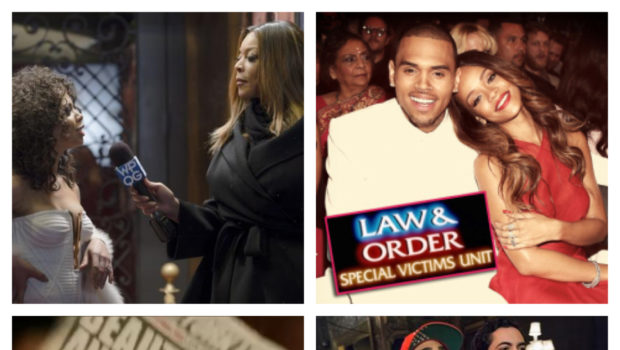 [Video] Did They Go Too Far? Watch Chris Brown & Rihanna's 'Law &Order SVU' Inspired Episode