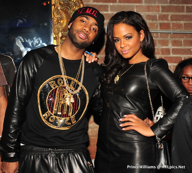 christina milian-jas prince-b-atl club 2013-the jasmine brand
