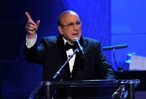 Clive Davis Confesses He's Bi Sexual In New Memoir + Opens Up About Trying To Save Whitney Houston's Life