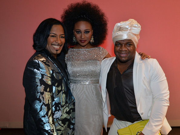 [Photos] RHOA Reality Stars Take Over 'Bronner Brothers Hair Show'