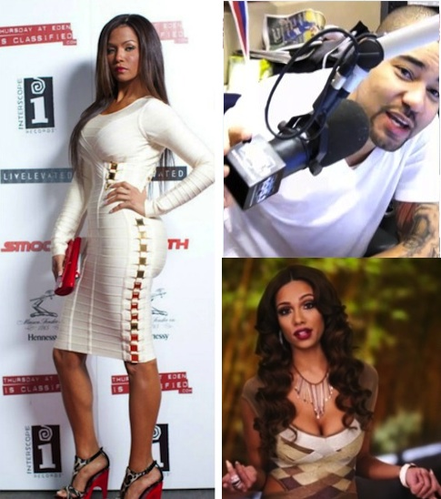 Radio Confessions Continue : Dollicia Bryan Speaks Out, Denies Relationship With DJ Envy