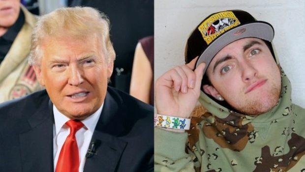 Donald Trump Blasts Mac Miller + Diddy Ciroc Stunts for NYC Club Goers