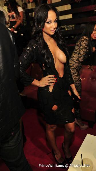 Spotted. Stalked. Scene. All-Star Party Left-Overs feat. Lil Wayne, Chris Brown, Draya Michele & Friends