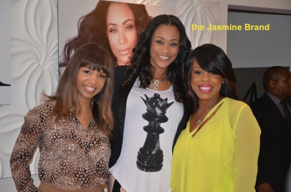 elise neal-tami roman-niecy nash-polish launch-trio-the jasmine brand