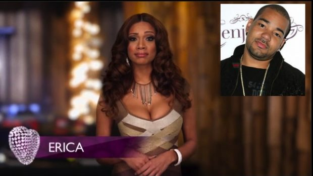 [Audio] Erica Mena Admits Dating DJ Envy, While He Was Married: 'I Left DJ Envy for Rich Dollaz'
