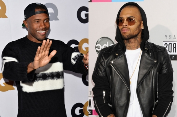 Frank Ocean Extends Olive Branch to Chris Brown: 'I Will Not Press Charges'