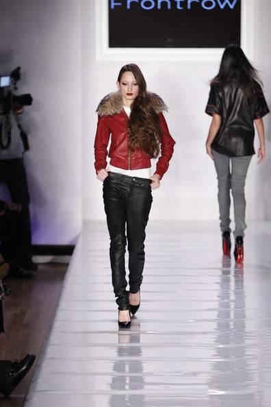 frontrow-new york fashion week 2013-shateria-d-the jasmine brand