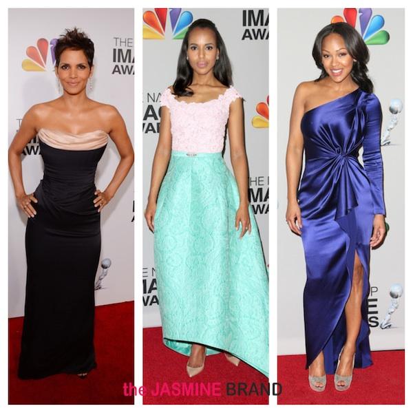 Black Hollywood Celebrates 44th Image Awards + Kerry Washington Wins Big