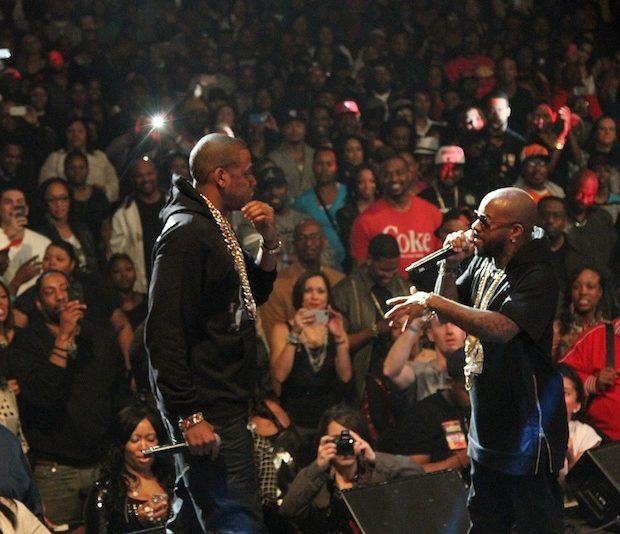 [Video & Pix] 'So So Def' Concert Brings Out Jay-Z, Mariah Carey & Usher