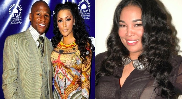 erica dixon dating floyd mayweather Keyshia cole went live on instagram during a recent interview with the rickey smiley morning show, and flat-out denied dating floyd mayweather.