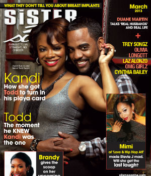 RHOA's Kandi Burruss Defends Fiance: He's Not An Opportunist!