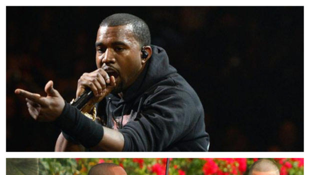 [Video] Kanye West Publicly Disses Jay-Z Over Justin Timberlake Collab: I Ain't F***ing With That 'Suit & Tie'