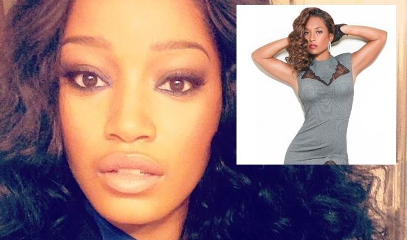 Keke Palmer Snaps On Twitter, Defends Her New Role As Chilli On TLC Biopic