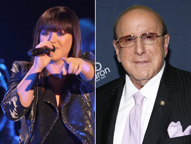 Kelly Clarkson Says Clive Davis Called Her A 'Sh***Y Writer', Slams Him on Twitter