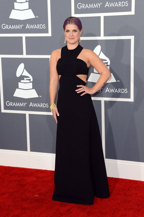 kelly osbourne-55th grammy awards 2013-the jasmine brand
