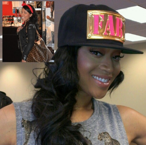 kmichelle-attacks mimi faust-backstage-bbkings-the jasmine brand