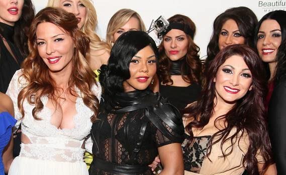 [Photo] WERKKK: Lil Kim & Reality Stars Take Over NYFW Catwalk, Strutting for AIDS