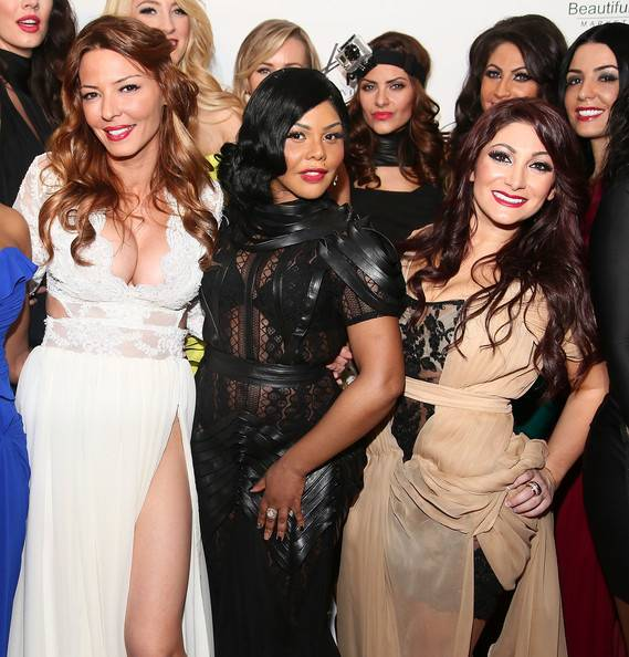 [Photo] WERKKK: Lil Kim & Reality Stars Take Over NYFW Catwalk, Strutting for AIDS