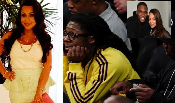 [Video] Lil Wayne Takes Shots At NBA Baller Christopher Bosh's Wife: 'I Banged Your Wife'