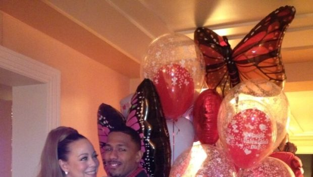 Cup Cakin', Pampering & Boo Lovin' …See What Your Favorite Celeb Did on Valentines