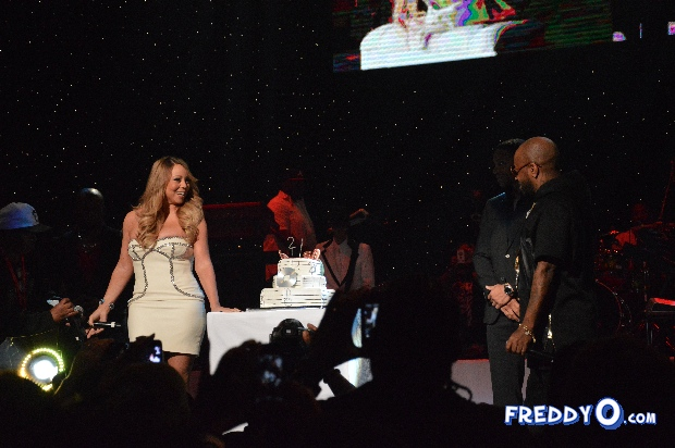 mariah carey-so so def reunion concert-the jasmine brand
