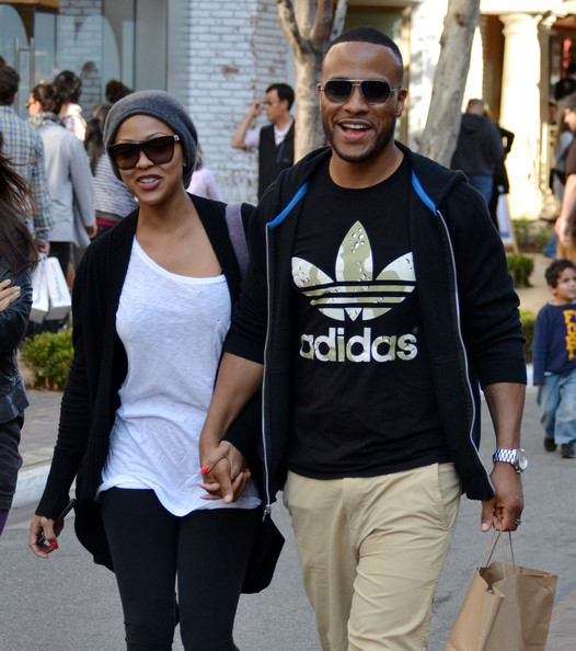 meagan good _ DeVon Franklin_thejamsinebrand