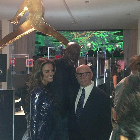 michael jordan-fiance yvette prieto-50th birthday party-the jasmine brand