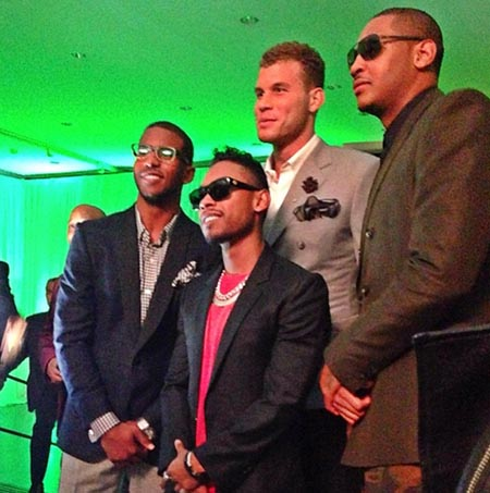 miguel-chris paul-carmelo anthony-michael jordan 50th birthday party-all star weekend-the jasmine brand