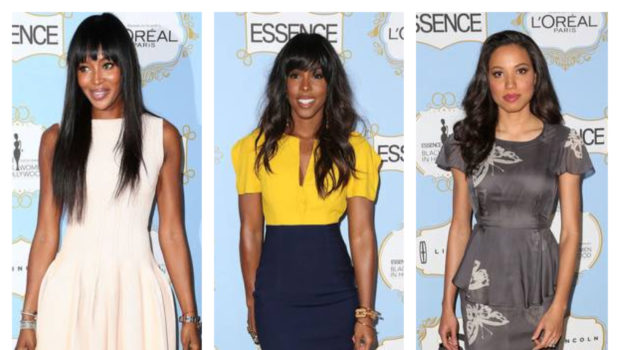 Stars Get Dolled-Up for Essence's 'Black Women in Hollywood' Event s