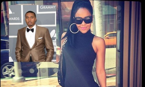 Nas' Baby Mother Puts Him On Blast (AGAIN) + Karrine Steffans New 'Martian' Book About Wayne Released