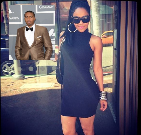 nas-baby mama carmen-blasts him-for not bringing daughter to grammys-the jasmine brand