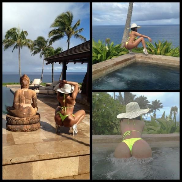 nicki minaj-valentines day-bikini shot 2013-the jasmine brand