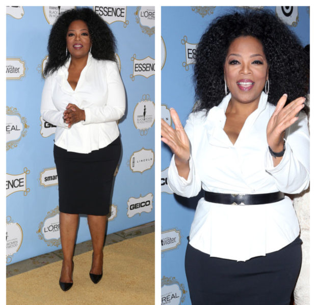 An All Natural Oprah Shows Up for Essence Black Women in Hollywood Luncheon + OWN Snags 'For Better Or Worse'