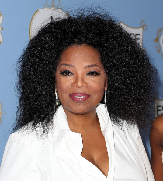 oprah winfrey-natural hair-essence black women in hollywood 2013-the jasmine brand