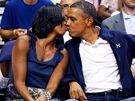 Obama Promised FLOTUS He'd Be Back For Valentines Day + Nicki Minaj Spends Holiday In A Thong