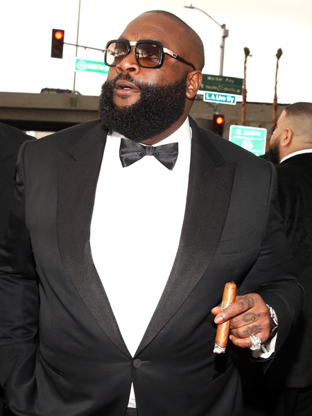 Rick Ross Finally Addresses Car Shooting, 'There Are No Suspects'