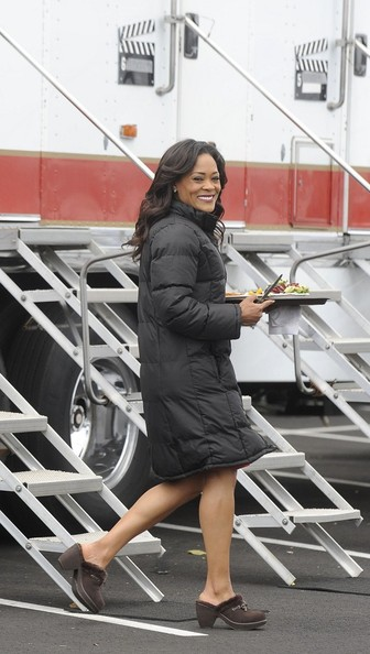 robin givens-set of 90210-b-the jasmine brand