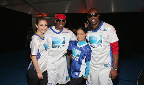 Terrell Owens, Lil Wayne, Rocsi Diaz Get Athletic for Beach Bowl + Kelly Rowland Hosts ESPN's 'NEXT' Party