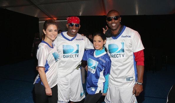 Terrell Owens, Lil Wayne, Rocsi Diaz Get Athletic for Beach Bowl + Kelly Rowland Hosts ESPN's 'NEXT' Party