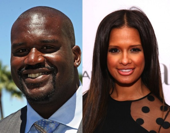 who is shaq dating hoopz