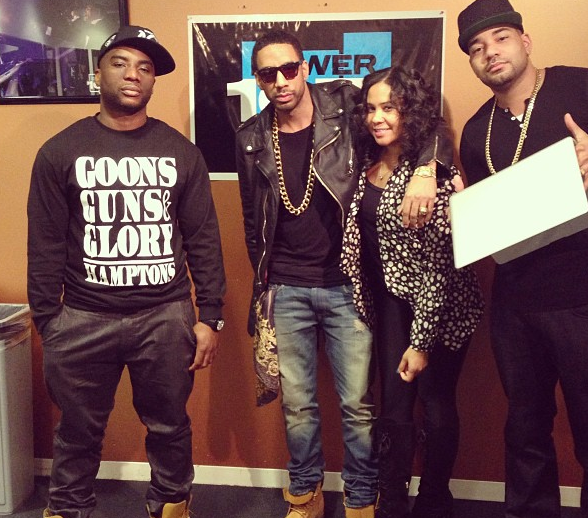 [Video] Ryan Leslie Explains Crying On Stage + Side-Steps Diddy Stealing Cassie From Him