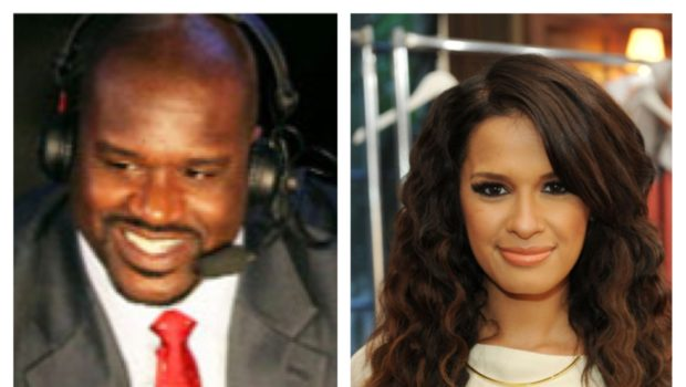Cup Cakin' Alert: Is Rocsi Diaz Dating Former NBA Baller, Shaquille O'Neal?