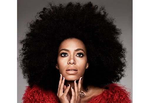 Solange Knowles' Son Wants To Be A Rapper + Check Her Entertainment Weekly Cover