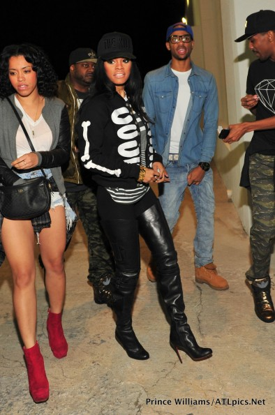 teyana taylor-atl compound club-b-the jasmine brand