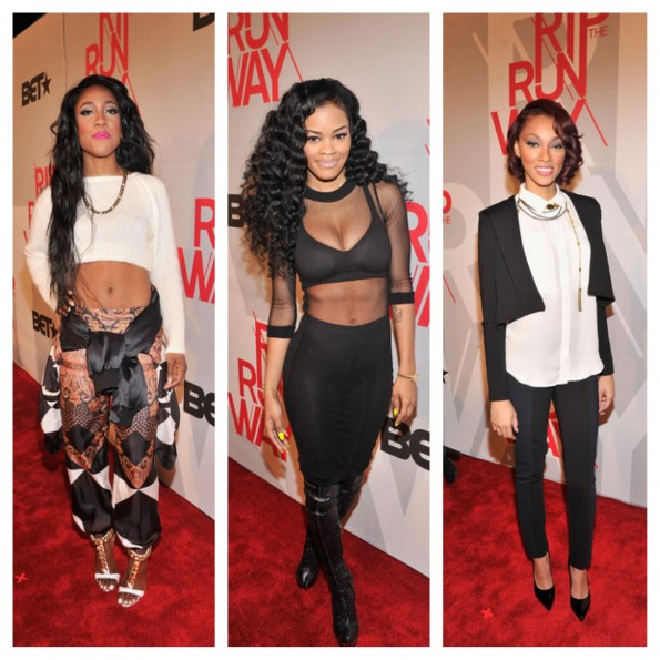 teyana taylor-bria murphy-rip the runway 2013-the jamsine brand