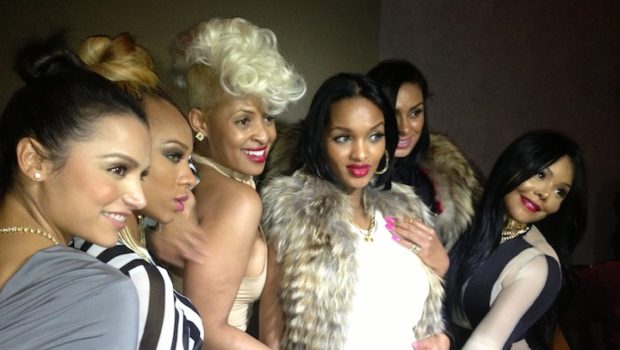 [Pix] Lil Kim Throws Hollywood Celebrity Dinner for New Artist, Tiffany Foxx