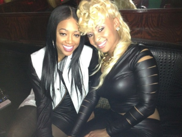 trina-tiffany foxx-dream strip club-houston all star weekend 2013-the jasmine brand