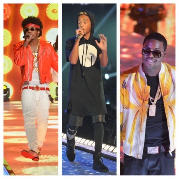 trinidad james-jaden smith-meek mill-rip the runway 2013-the jasmine brand